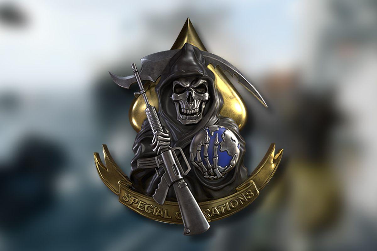 A Seasonal Prestige icon in Black Ops Cold War