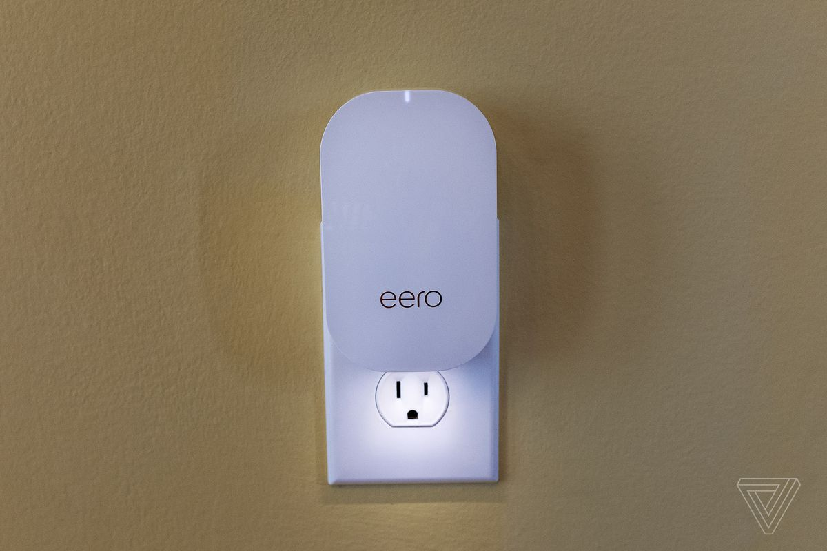 Why Amazon buying Eero feels so disappointing - The Verge