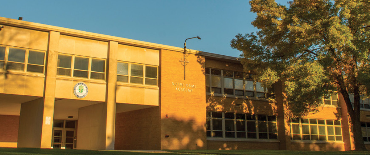 Notre Dame Academy in Green Bay, Wis.