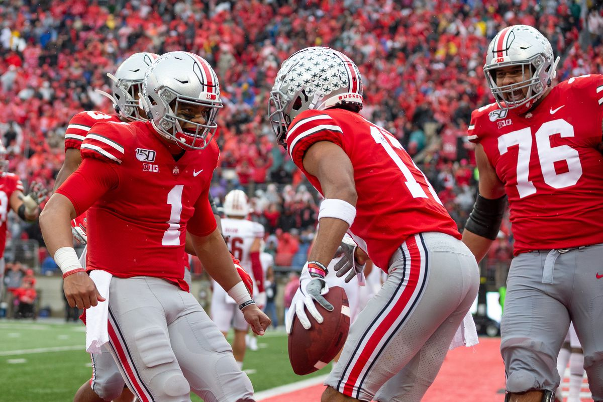 COLLEGE FOOTBALL: OCT 26 Wisconsin at Ohio State