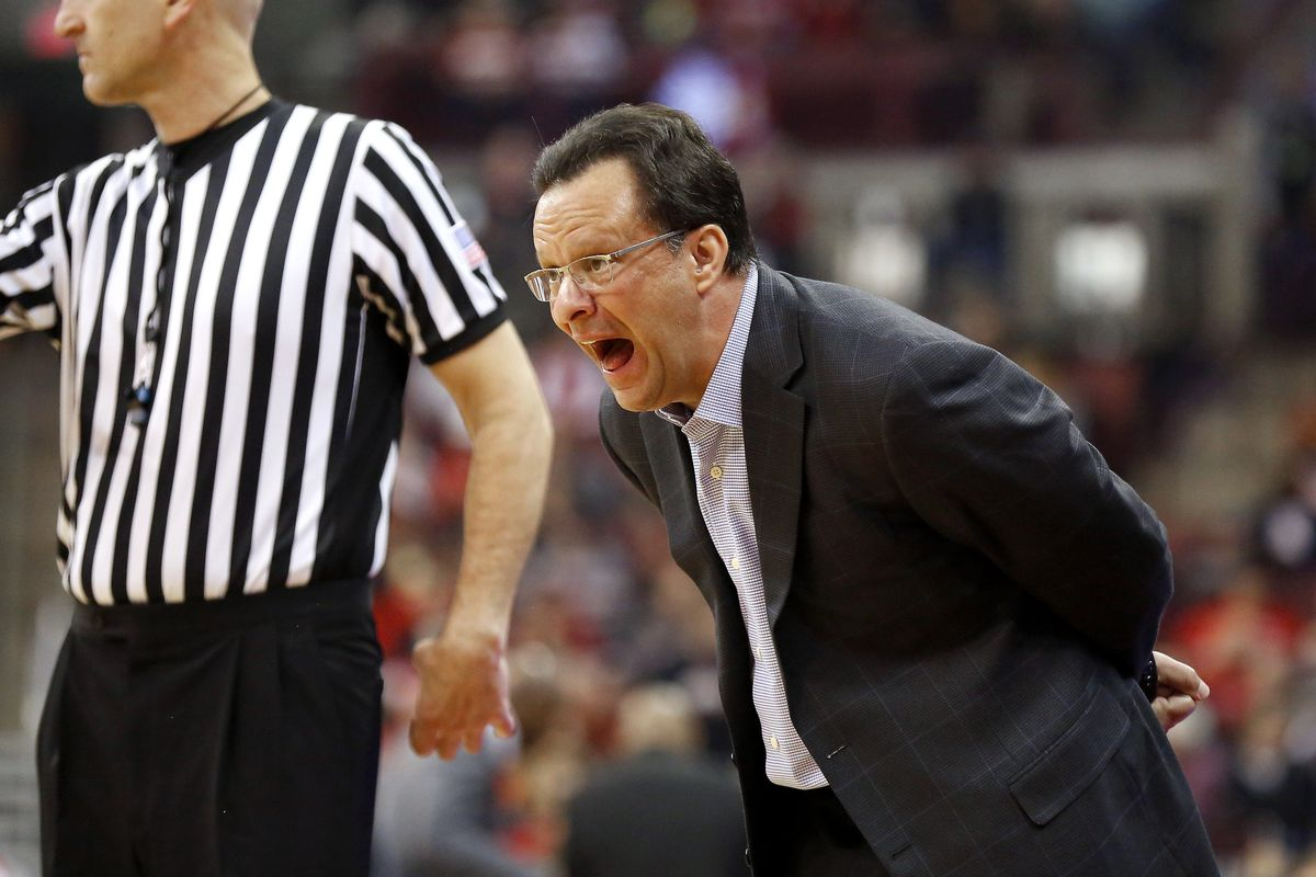 Georgia hires former IN  coach Tom Crean to replace Mark Fox