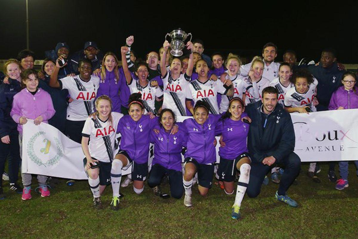 Spurs Ryman Cup