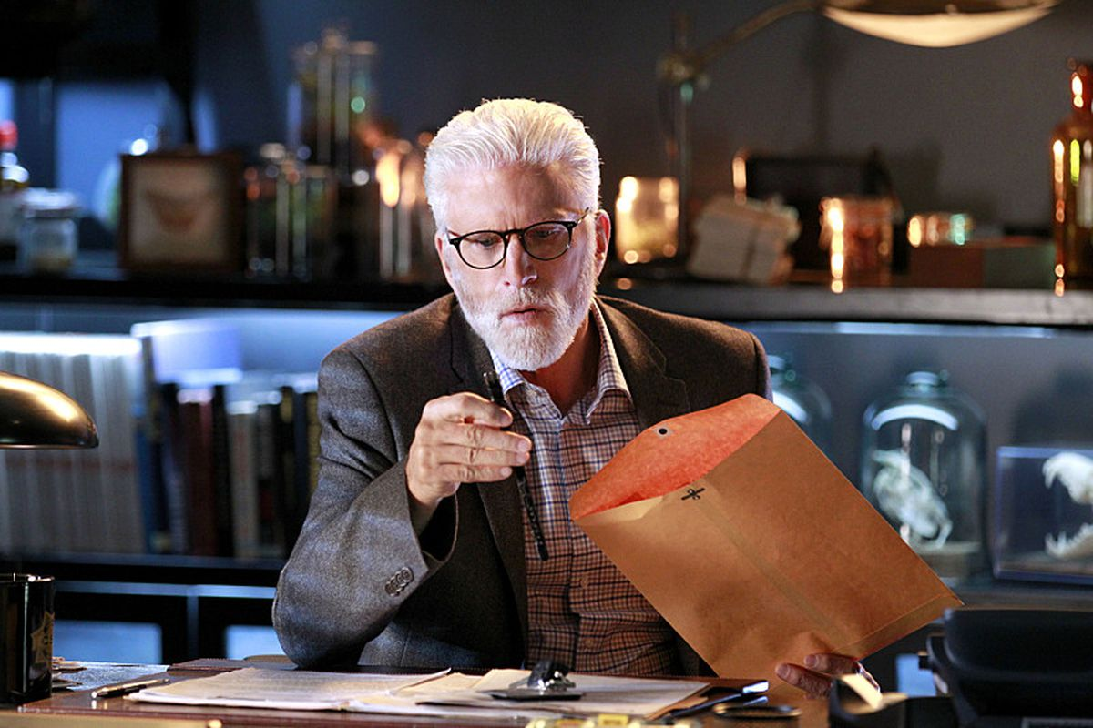 Ted Danson was the last lead on CSI — and one of the best.