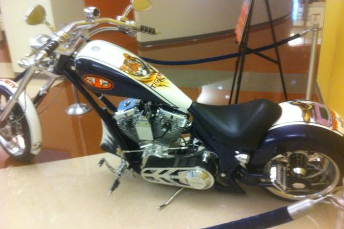 Auburn Rides Again