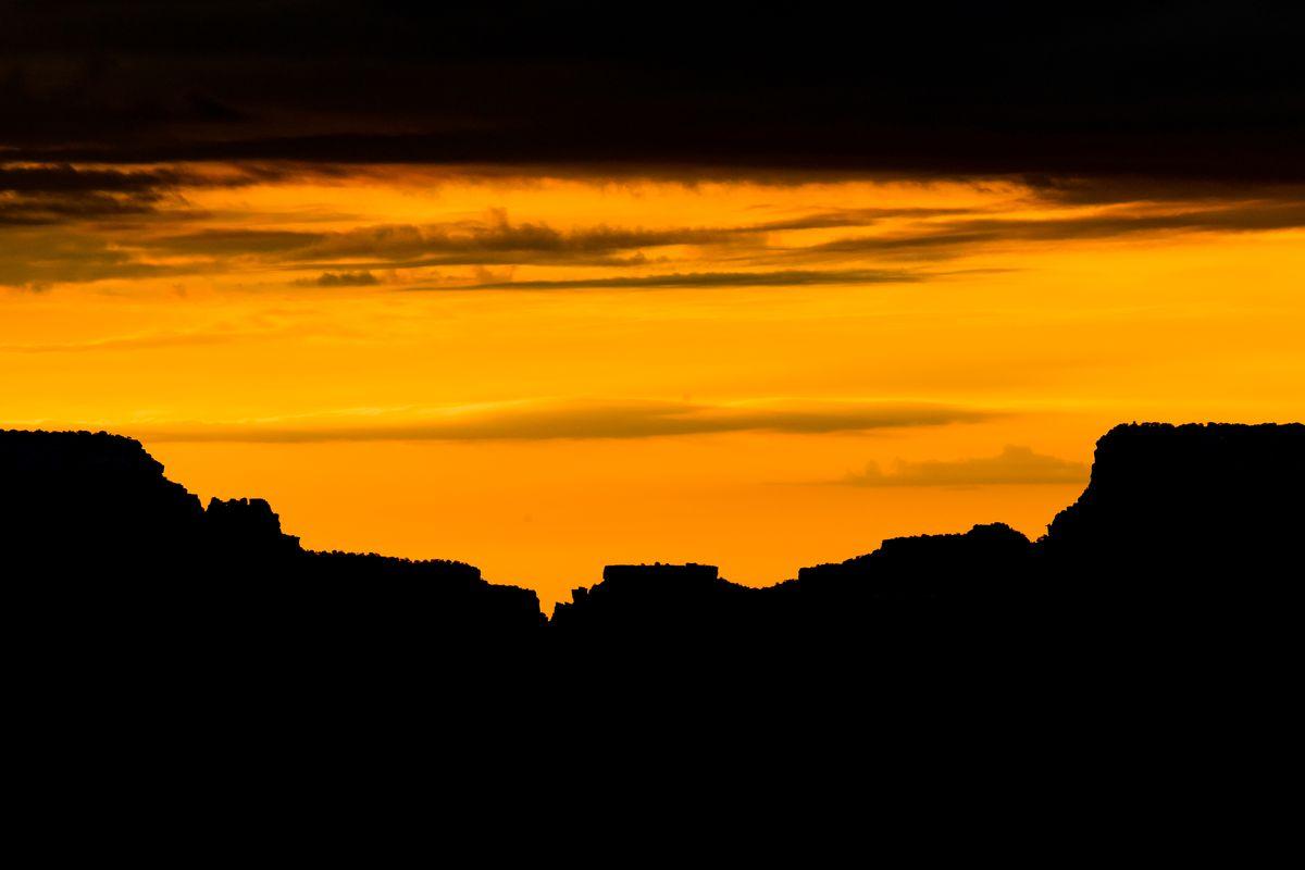 Hopi Point Grand Canyon