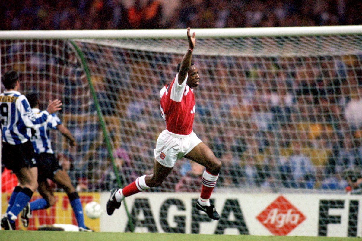Soccer - FA Cup - Final Replay - Arsenal v Sheffield Wednesday
