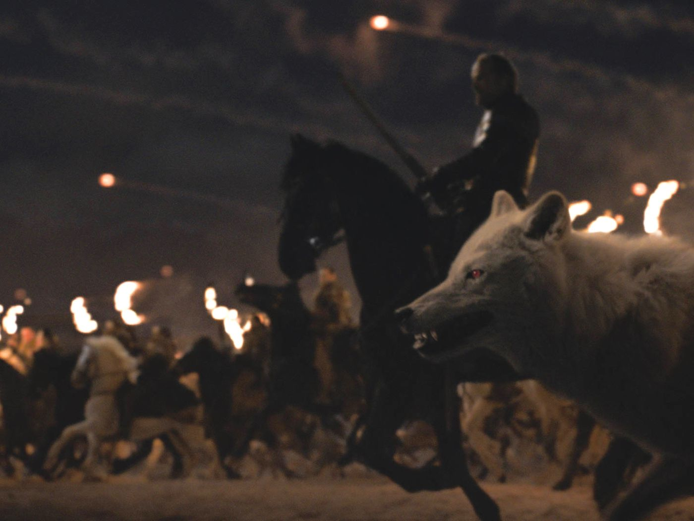 "Game of Thrones season 8, episode 3: ""The Long Night"" winners and"