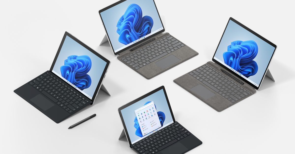 Here's How Much Microsoft's Pro Surface Vision Really Costs