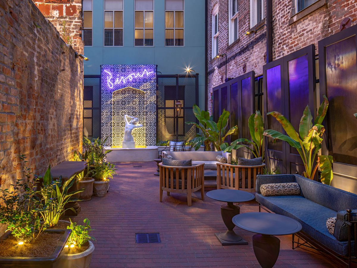 New Orleans Hotels >> New Orleans 15 Essential Hotels Curbed New Orleans