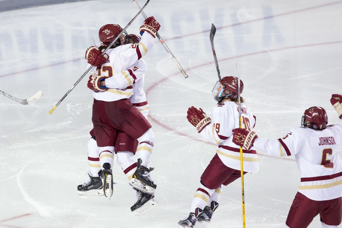 2016 NCAA Division I Women's Hockey Championships - Semifinals