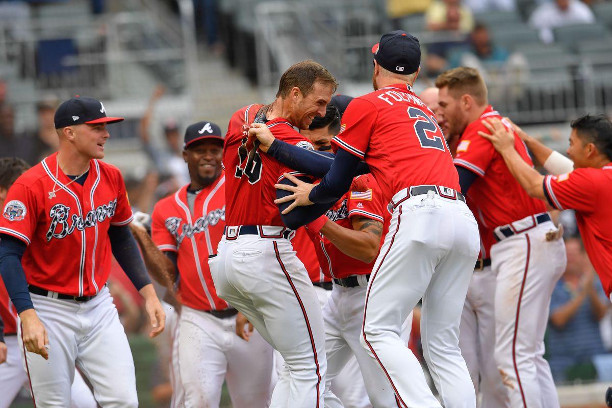 innovative design 6366c 6d056 2018 Atlanta Braves team projections: putting it all ...
