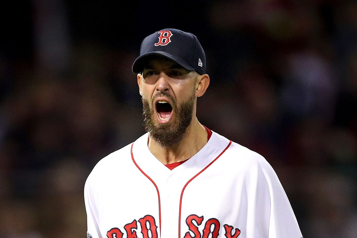 promo code 89532 399c2 World Series Game 3: Red Sox will start Rick Porcello, not ...