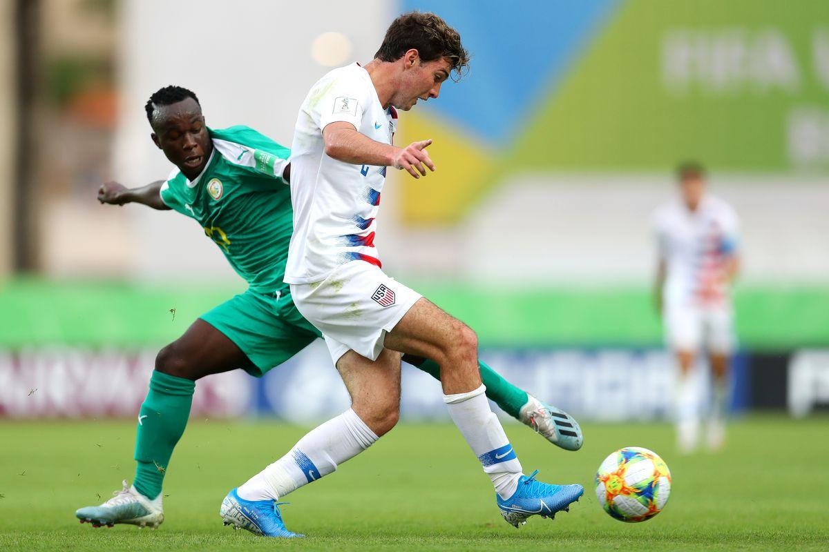 USA v Senegal - FIFA U-17 World Cup Brazil 2019