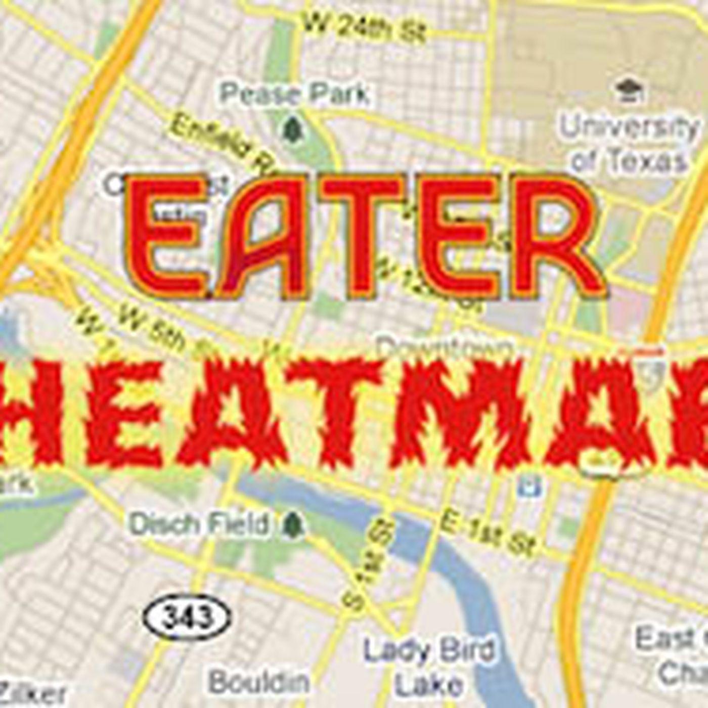 austin eater heat map Eater Austin Heatmap Where To Eat Right Now Eater Austin austin eater heat map