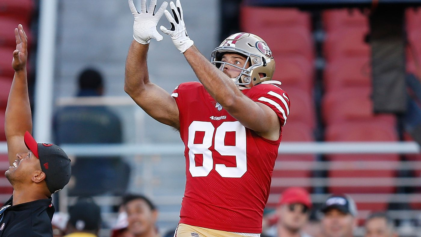 49ers roster transaction news: Jeff Wilson promoted, Kaden Smith waived