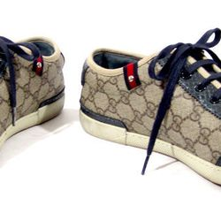 Men's Gucci monogram sneakers