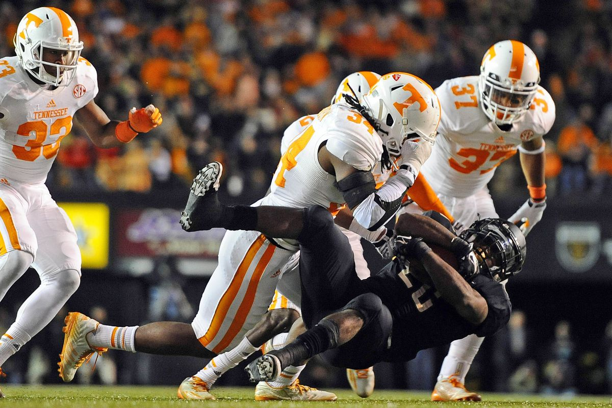 Tennessee Vols National Signing Day Preview: Linebackers