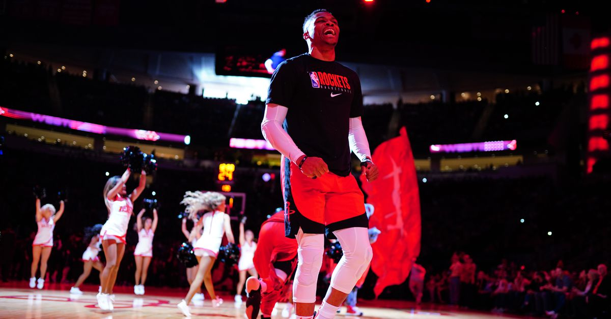 Rockets 2020 Player Recaps: Russell Westbrook - The Dream Shake