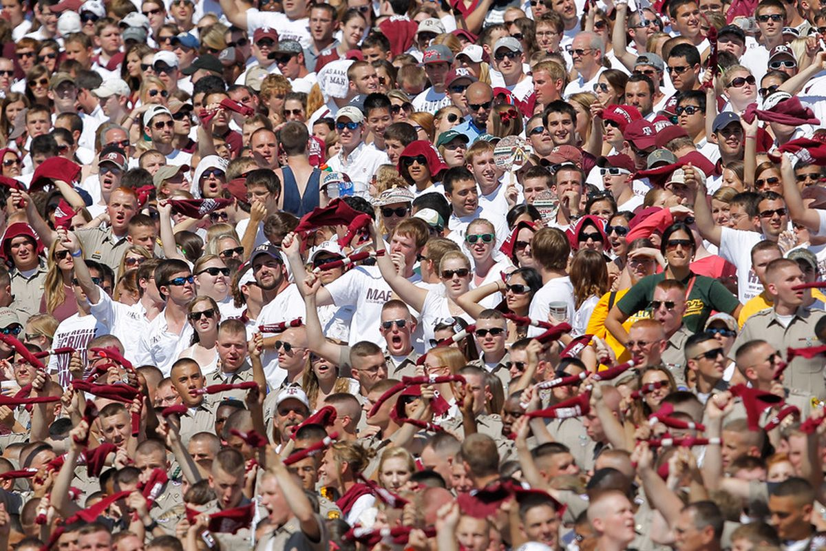 The SEC will get its first taste of these rowdy folks today.