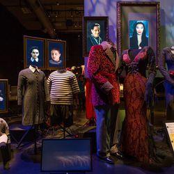 <i>The Addams Family</i>'s wardrobe, designed by Ruth Myers.