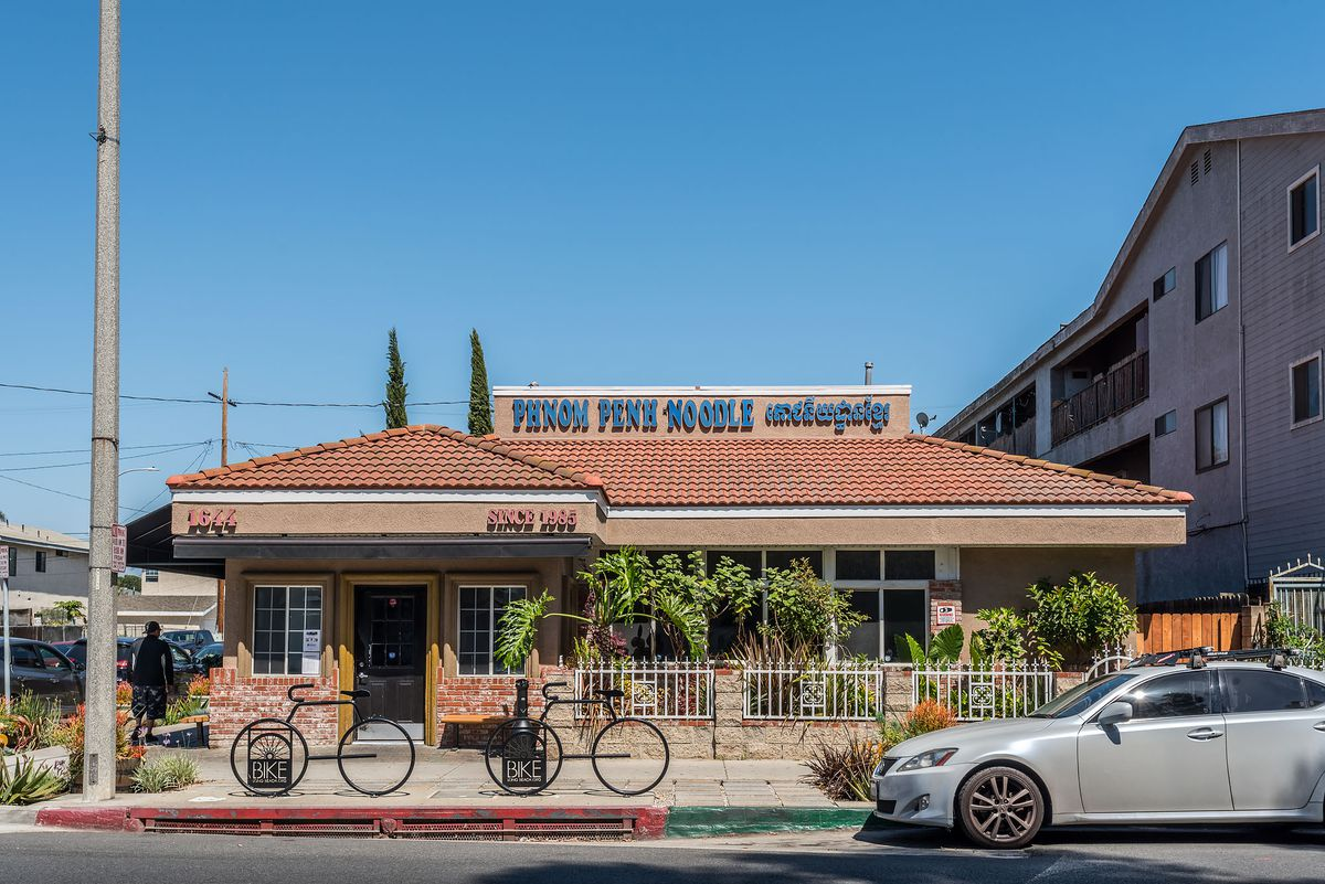Today There Are About A Dozen Or So Cambodian Restaurants In Long Beach Most Of Which Also Serve Chinese And Thai Food An Attempt To Accommodate