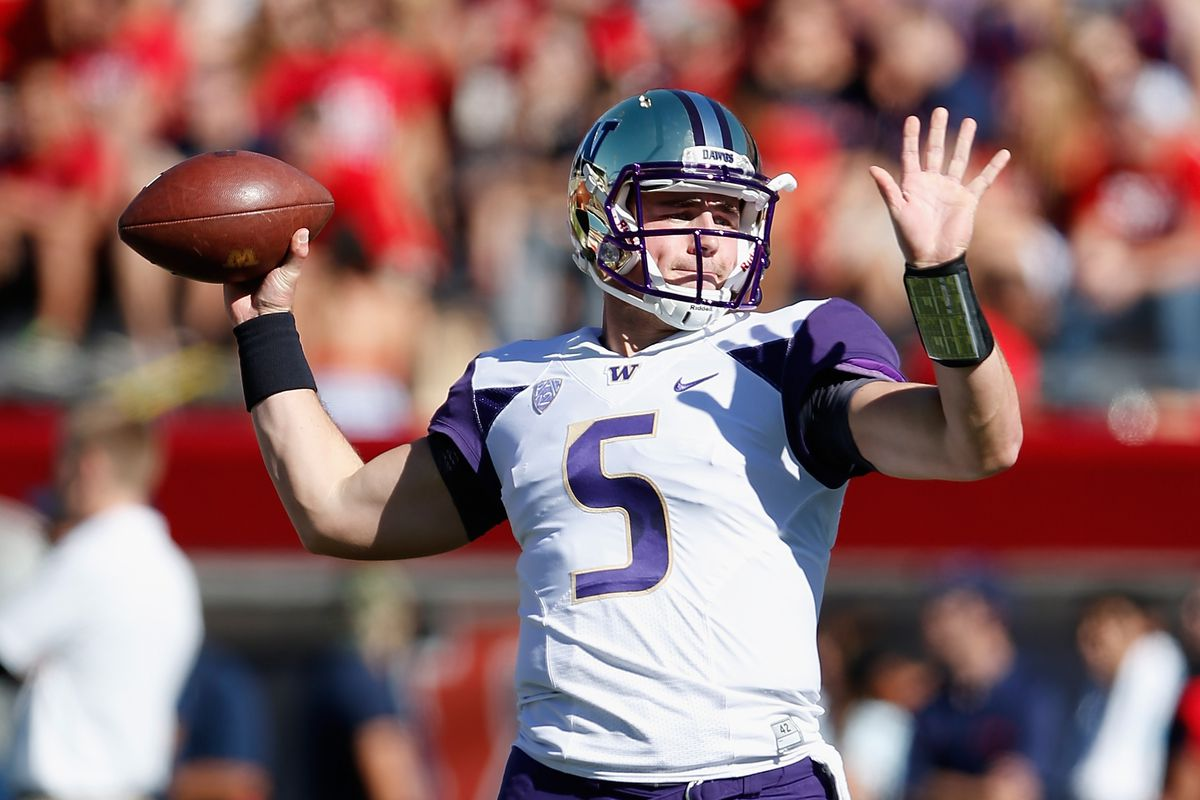 Will Jeff Lindquist lead the UW passing attack in 2015?