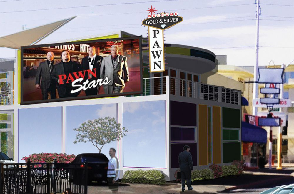 Rick's Rollin Smoke Barbeque & Tavern rendering