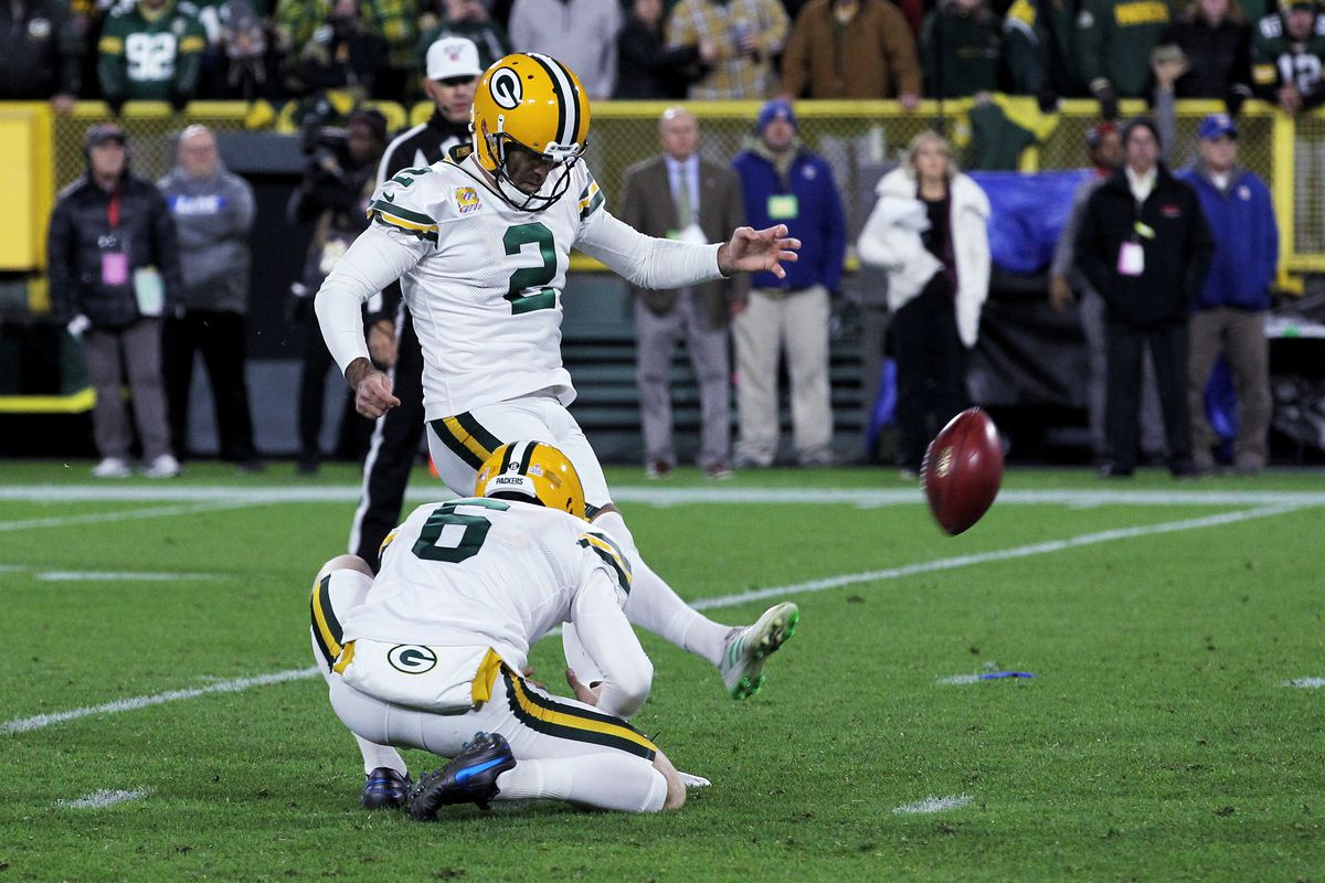 Packers Come Back To Stun The Lions 23 22 On Questionable Call Late Acme Packing Company