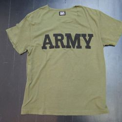 NLST Army shirt, $175