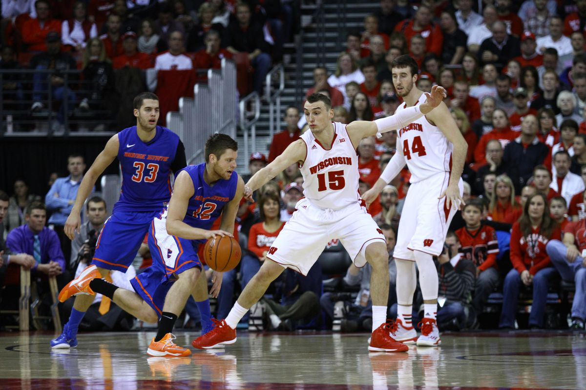 College Basketball Rankings Wisconsin No 2 In Ap Top 25