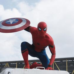 """Tom Holland made his first appearance as Spider-Man in Marvel's """"Captain America: Civil War."""""""