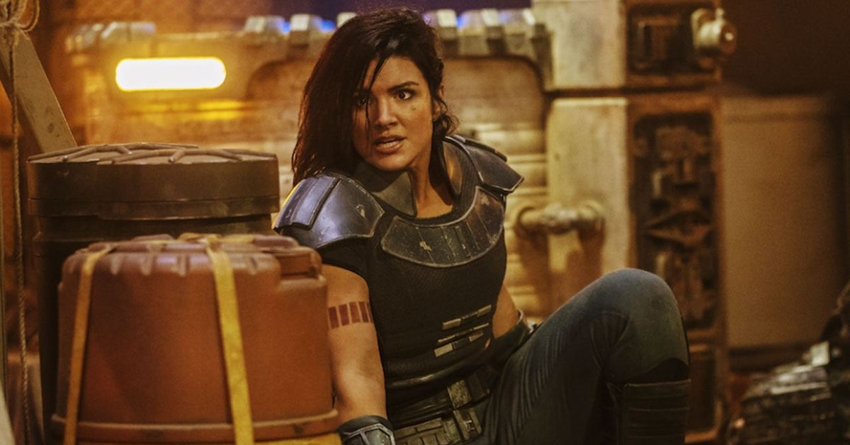 www.vox.com: Mandalorian star Gina Carano has been fired. Conservatives are angry.