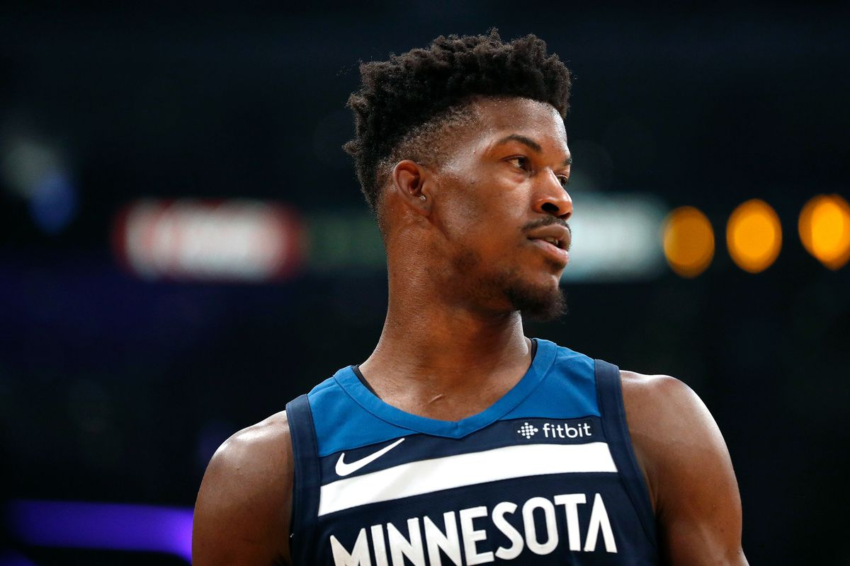 a879b7788f9 NBA Trade Rumors  Lakers not among teams Jimmy Butler is open to re-signing  with. New ...
