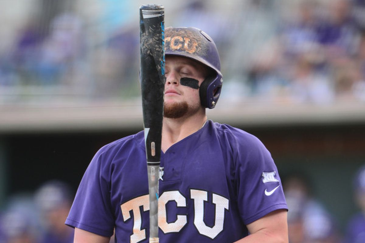 The Frogs are hoping for happier bats in Sunday's rubber match.