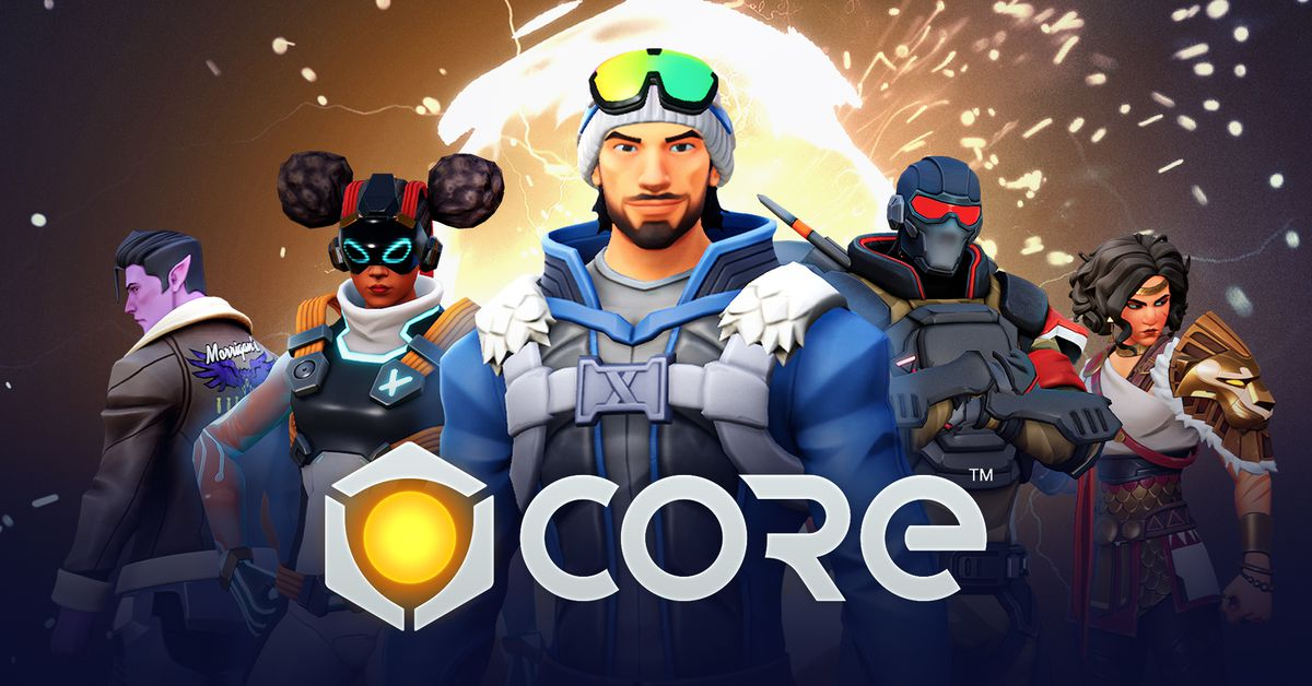Core wants to be the YouTube of game development, and now anyone can try it