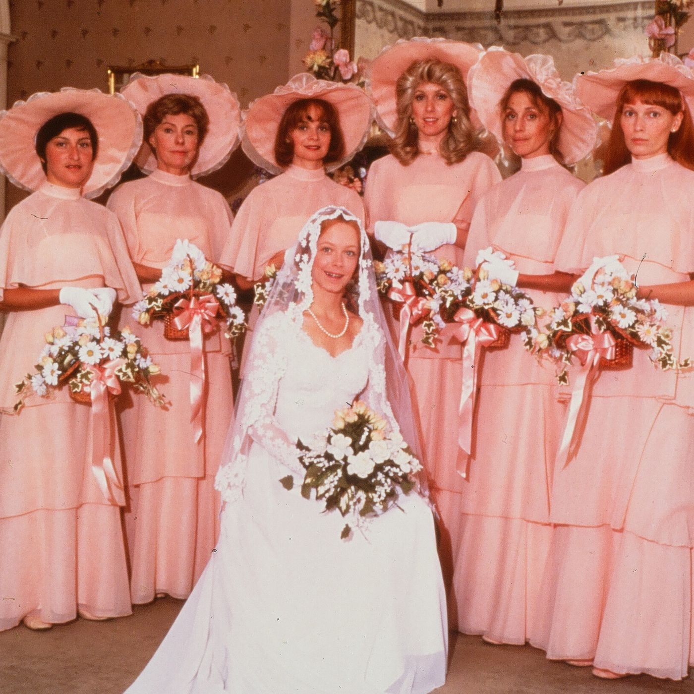 A Cultural History of Ugly Bridesmaids Dresses - Racked