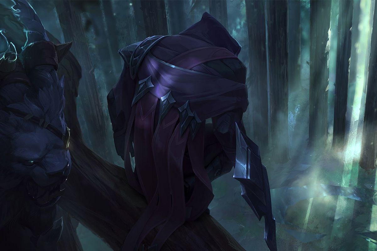 Talon from League of Legends