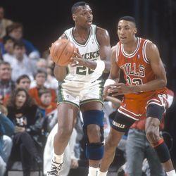 1988–1992: Milwaukee Bucks