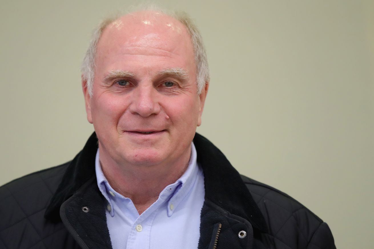 Hoeness: patience for ?team in transition, young coach,? regret over Bernat
