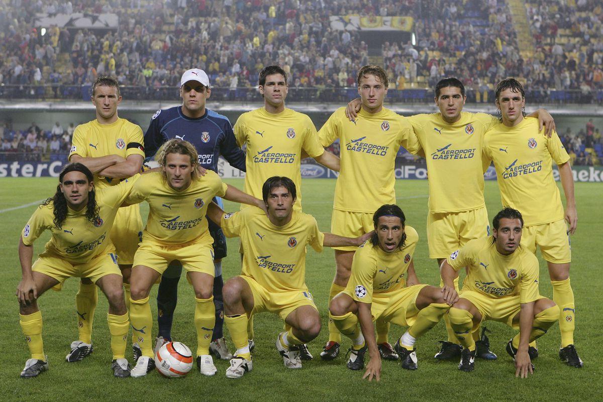Villarreal v Benfica