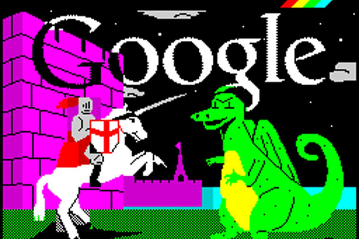 Spectrum Doodle Google