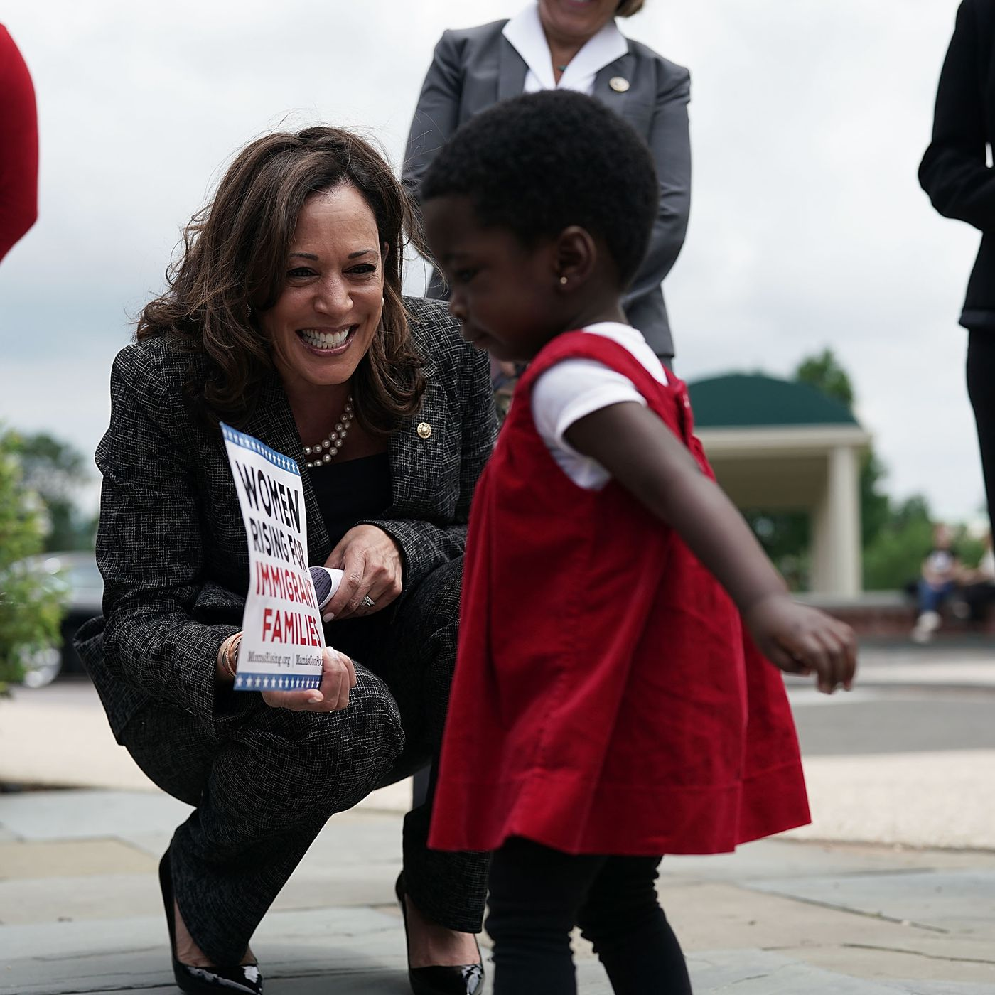 Kamala Harris S Immigrant Parents And The Real Source Of American Greatness Vox