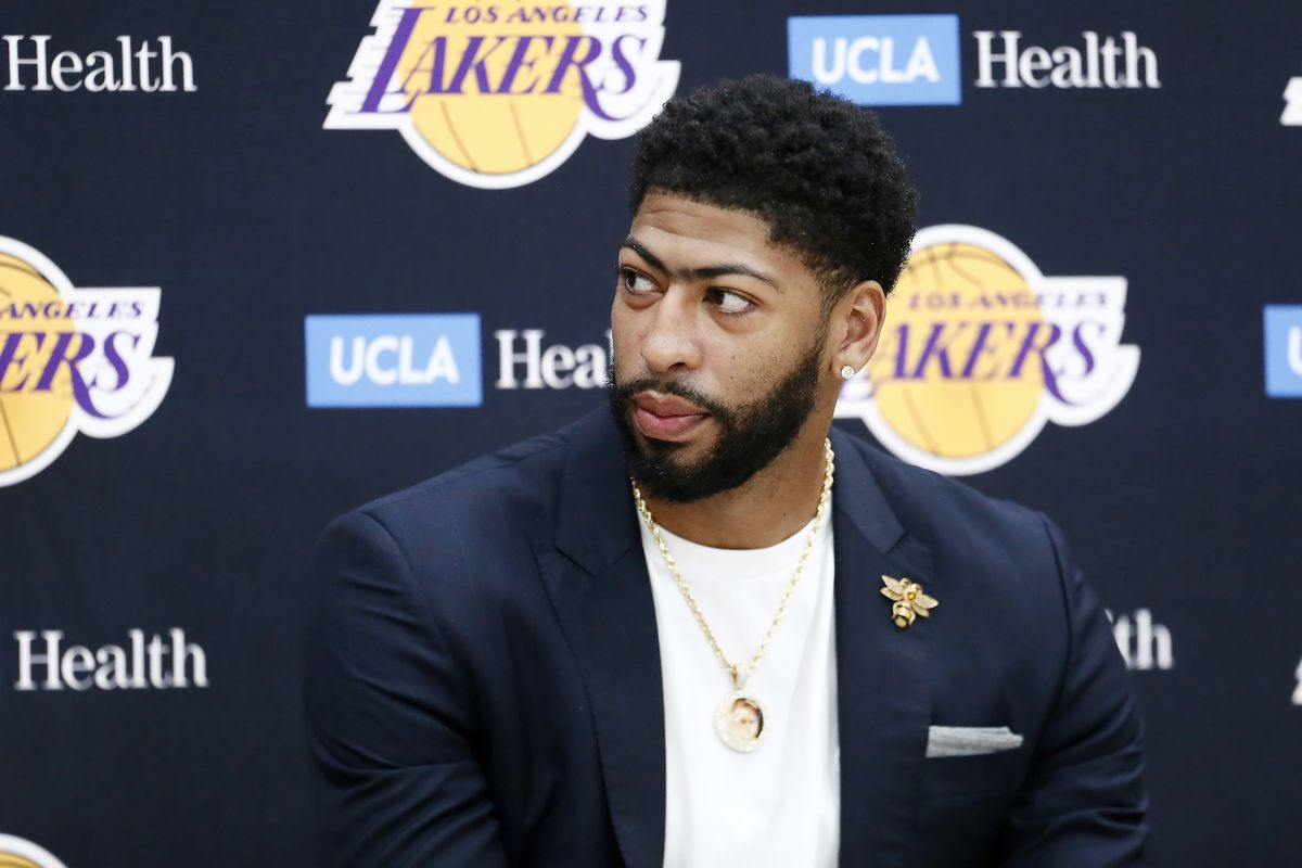 Lakers Rumors: Anthony Davis not expected to 'play big