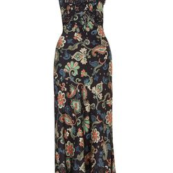 Strappy Paisley Sundress, $130