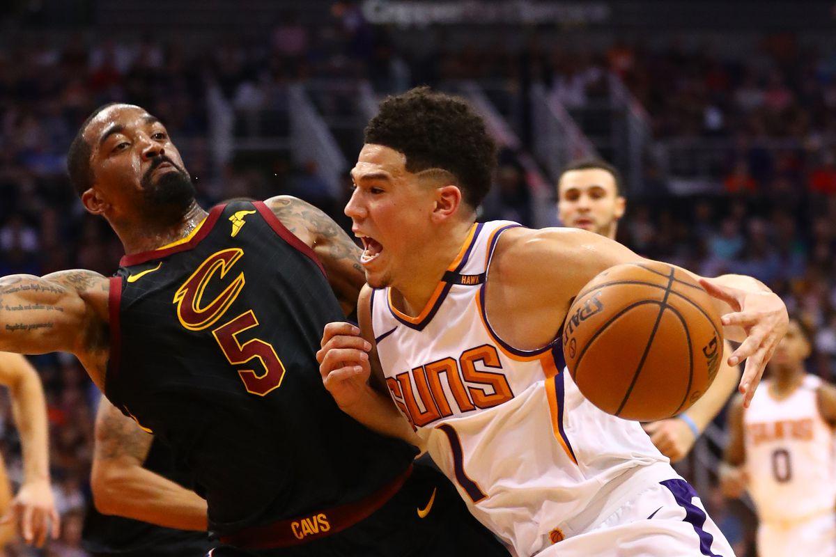 Cleveland Cavaliers at Phoenix Suns ...