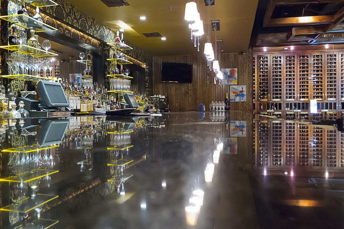 The Bar at Hawthorn in River Oaks