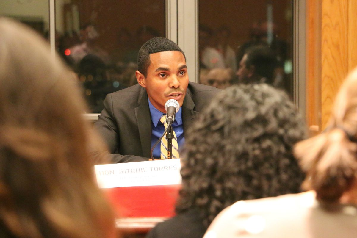 City Councilman Ritchie Torres said he did not think the city would have taken the steps it has to address school segregation were it not under pressure from advocates.