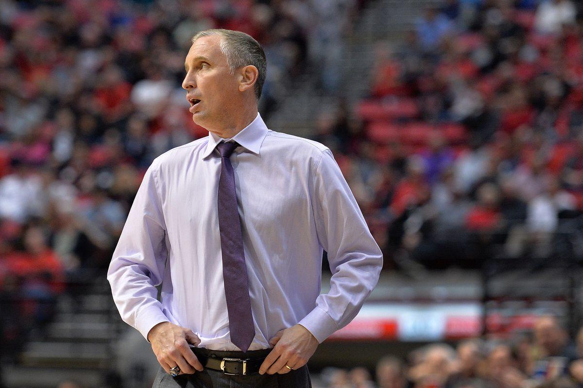 NCAA Basketball: Arizona State at San Diego State