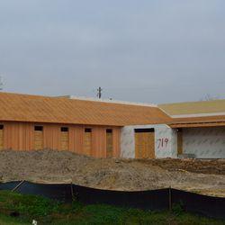 Hunky Dory and Bernadine's Construction