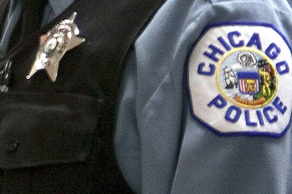 chicago pd uniform patches